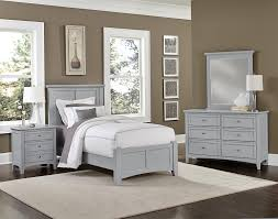 Vaughan Bassett Bonanza Twin Bedroom Group | Value City Furniture ...