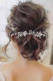 Svatební účesy Vytvoříme Nevěstě Krásný účes Na Svatbu V Praze