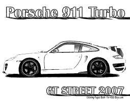 Voiture Sport Tuning 73 Transport Coloriages Imprimer