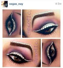 follow this amazing talented mua on insram name noted image crystals either