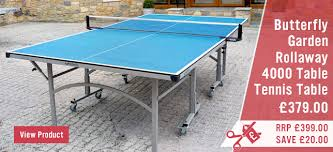 Buy Indoor, <b>Outdoor</b> & <b>Fold</b> Up <b>Table</b> Tennis <b>Tables</b> | #1 Ping Pong ...