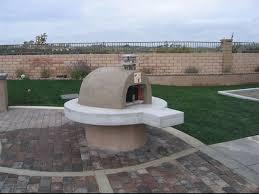 unique outdoor pizza oven