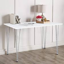 Buy Kitchen Dining Table Mid Century Modern Industrial Home Dining