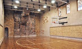 floor track lighting. indoor basketball court with laminate floor feat amazing stone climbing wall and track lighting idea d