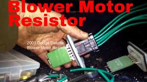 dodge dakota durango blower motor resistor wiring diagram dodge dakota durango blower motor resistor wiring diagram