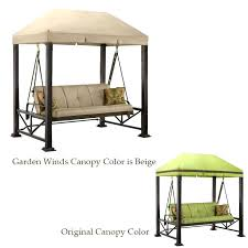 garden gazebo swing thumb thumb outdoor covered gazebo swing chair