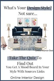 Eclectic Design Source Take The Quiz To Find Out Your Design Style And Get A Mood