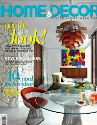Small Picture attractive interior home decor magazines 1 orange turquoise dining