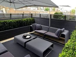 outdoor furniture design ideas. Minimalist Furniture Modern In An Urban Garden Interesting And Outdoor Ideas Famous Design