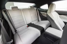 lexus rc interior. the suspension is based on existing lexus rc interior