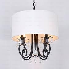 drum shade chandelier drum shade chandelier oil rubbed bronze drum shade chandelier diy