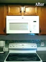 counter depth range counter depth microwave cabinet depth over the range microwave over the range microwave