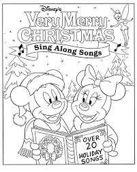 Small Picture Christmas Coloring Pages Minnie Mouse Coloring Pages