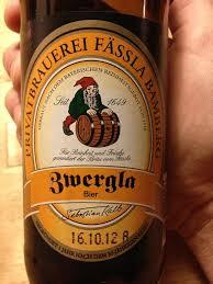 Privatbrauerei Fässla Bamberg Zwergla Bier Winkenschürfel