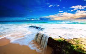 Ocean Background Hd Hd Ocean Background Under Fontanacountryinn Com