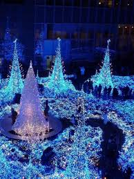 Shiodome Christmas Lights 33 Beautiful Photos Of Christmas In Tokyo Japan