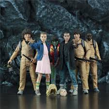 2020 Stranger Things Eleven Will Lucas Mike Dustin 7 Action Figure From  Original Mcfarlane Toys Tv Netflix Series Doll Collectible Y200919 From  Gou08, $19.87 | DHgate.Com