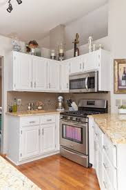 Painting Your Kitchen Cabinets The Best Way To Paint Your Kitchen Cabinets Refashionably Late