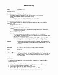 50 Fresh Resume Template Libreoffice Resume Writing Tips