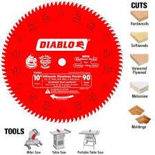 10 in x 90 teeth ultimate polished finish circular saw blade 25