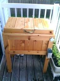 wooden patio cooler patio cooler wood patio cooler stand deck easy patio cooler table patio cooler wooden patio cooler