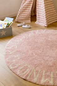 round teal baby pink rugs for nursery trend ideen your baby rug uk