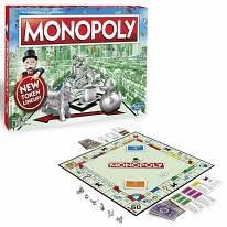 <b>Настольная игра</b> Монополия (<b>Monopoly</b> Hasbro)