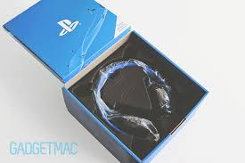 sony gold ps wireless stereo headset review gadgetmac sony gold stereo wireless headset unboxed jpg