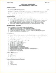 Course Outline Template Free Project Management Dazzleshotsinfo