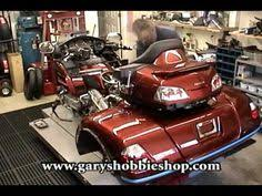 come smontare honda goldwing 1800 air bag remove the fairing of building a honda gold wing trike goldwing
