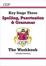 Spelling Punctuation And Grammar For Ks3 Workbook With Answers