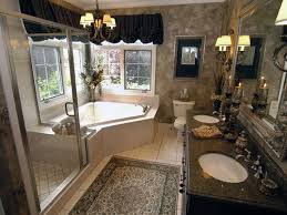 Mesmerizing Traditional Master Bathroom Decorating Ideas Master