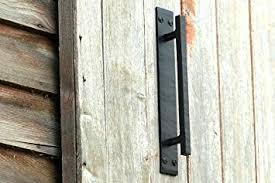 everything rustique barn door handles for barn door hardware black door pull handle rustic door pull
