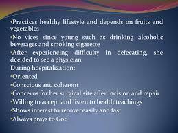 Gordon's 11 Functional Health Patterns