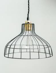 Wire Lamp Shades Uk Lamp Design Ideas