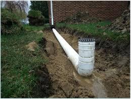 underground gutter drainage. Underground Gutter Drain Drainage Pipe Drains .