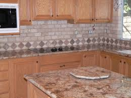 beautiful back splashes with granite countertops and kitchen cabinet for kitchen design