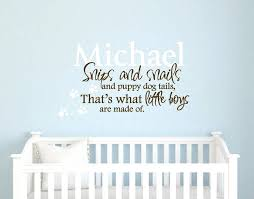 boys wall stickers personalized vinyl wall decal quote baby boy nursery art childrens bedroom wall stickers ireland baby room wall stickers ebay on nursery wall art stickers ebay with boys wall stickers personalized vinyl wall decal quote baby boy