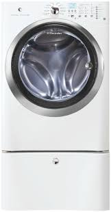electrolux 9kg front loader. front load washer with iq touch controls featuring perfect steam 4 2 cu ft eifls55iiw electrolux 9kg loader