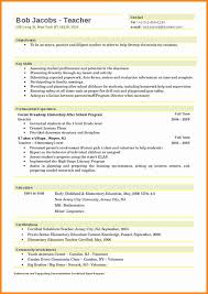 Elementary Teacher Resumes Samples - April.onthemarch.co