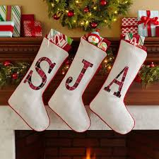 best christmas stockings.  Best Christmas Decoration With Monogrammed Stockings In Best K