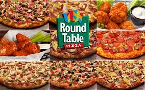 grand opening of round table pizza in dublin