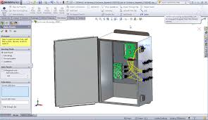technicom test part 8 shows how inventor and solidworks compare importing the wires in solidworks