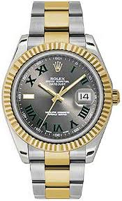 rolex datejust automatic 18kt gold bezel mens watch 116333 rolex rolex datejust automatic 18kt gold bezel mens watch 116333 rolex