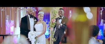 Image result for wedding party by adesua and banky w