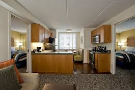 Great 2 Bedroom Suite Picture Of Hyatt House Fort Lauderdale Airport