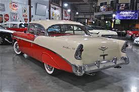 Video: 1956 365 Power Pac Bel Air Up For Sale At Passing Lane ...