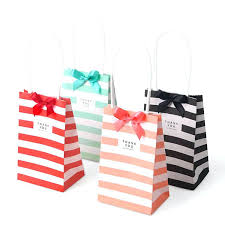 small gift bags traditional satin drawstring for wedding