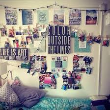 cool wall art ideas for college