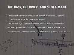 the bass the river and sheila mant essay  the bass the river and sheila mant essay